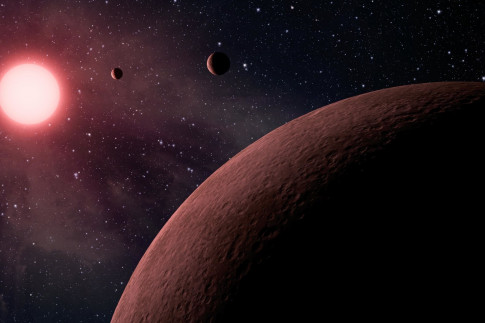 NASA`s Kepler Space Telescope Finds Hundreds of New Exoplanets,...