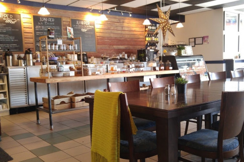 Neighbourhood Gems: Juniper Cafe & Bistro