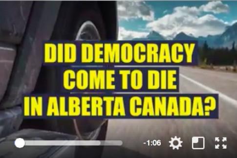 No, reforming Alberta`s Labour Laws will not kill democracy.