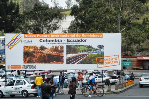 It's fortunate that two very 'Gringo-friendly' countries, Colombia and Ecuador, are next door to each other. Back-packing through these two countries with a friend probably would be a lot of fun... especially on a bus.Overland from Colombia to Quito, Ecuador - The Backpacker Report