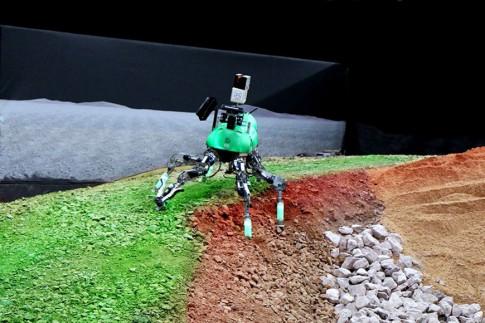 Planetenerkundung: Roboter sollen mutiger werden