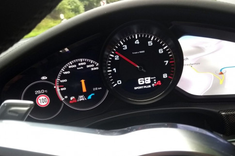 Porsche`s New Advanced Cruise Control Can Drive You Scarily Quick