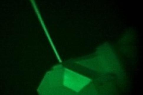Quantenkommunikation mit einem Satelliten