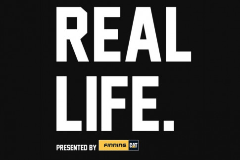 Real Life Podcast Episode 31 - Tom Gilbert