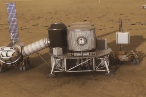 Red Planet Housing: NASA Awards $200,000 in 3D-Printed Habitat...