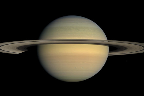 Saturn`s Surprising Rings: The Fascinating Mysteries Cassini Has...