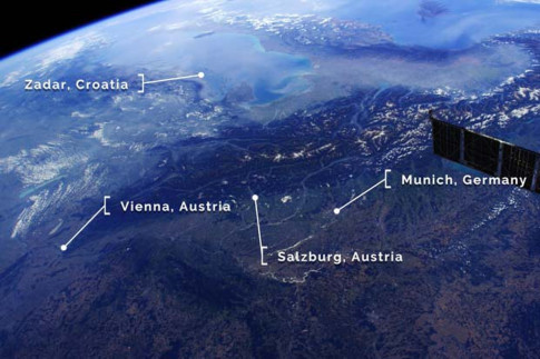 See Europe from Above in Breathtaking Ultra-HD Video from Space