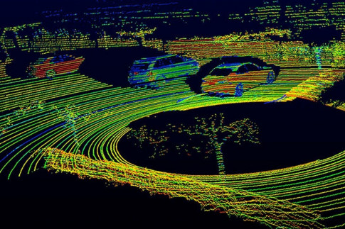 Self-driving cars rely on sensor technology not ready for the mass market