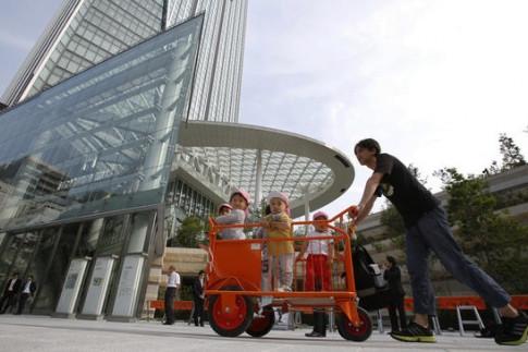 Shintaro Yamaguchi: Subsidized child care slightly raises women's employment in Japan
