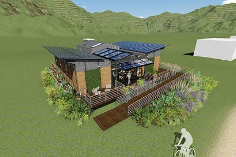 Builder: Solar Decathlon Preview- UMD Integrates Native American Ideals