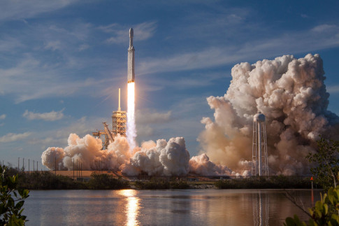 SpaceX Launched the World`s Most Powerful Rocket. So, What`s Next?