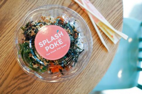 Splash Poke: Build Your Own Fish Bowl * LET`S OM NOM.