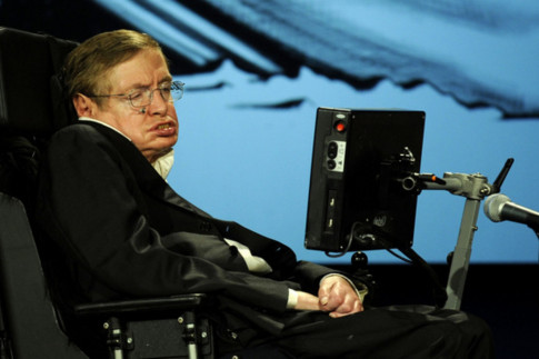 Stephen Hawking: Humans Should Ride a Beam of Light to Other...