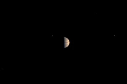 Stunning Juno Approach Video shows Cosmic Ballet of Jupiter`s...