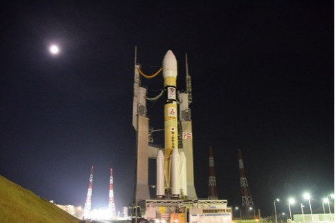 Technical Issues Scrub H-IIA Launch with QZS-3 Satellite