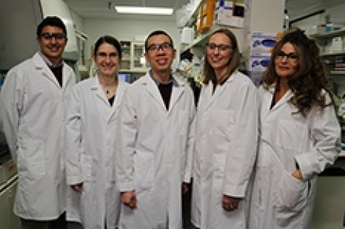Invention of the Year Nominee: UMD Researchers Develop an Oral Topical Therapeutic Agent for Thrush