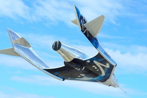 Virgin Galactic carries out