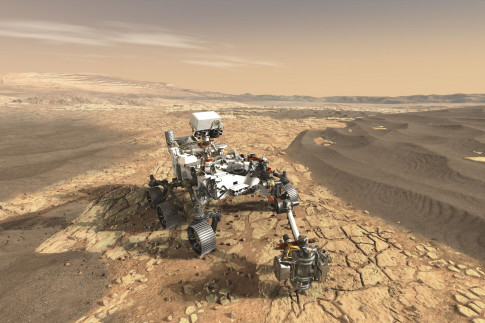 Will Mars Go Mute? NASA`s Aging Orbiters May Not Last Long...