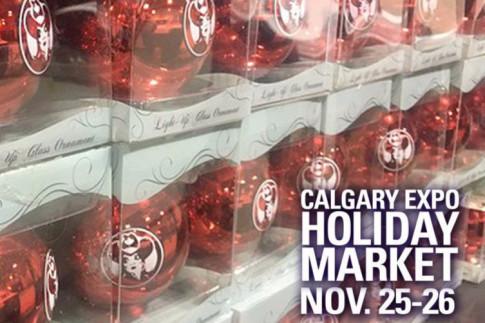 Calgary Expo Holiday Market