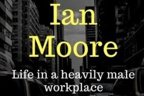 Ep 28: Ian Moore/Life in a Heavily Male Workplace