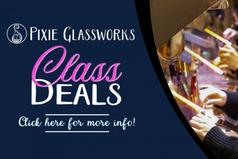 Glassblowing/Flameworking Classes Edmonton