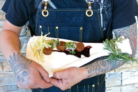 Homemade Pemmican: In the Kitchen with Chef Shane Chartrand
