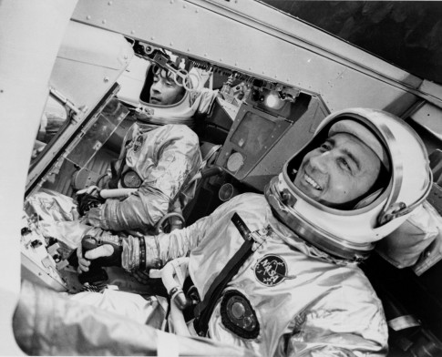 How John Young Smuggled a Corned-Beef Sandwich into Space