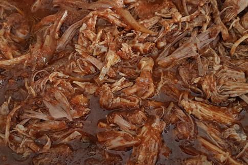 Slow Cooker Pork Tacos!
