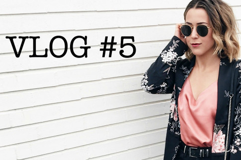 VLOG 5 | Why I Took A Mini Break From Vlogging - Over My Styled...