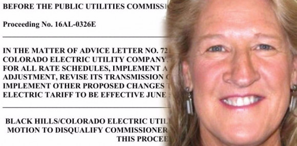 Black Hills defends PUC Commissioner`s role in rate case