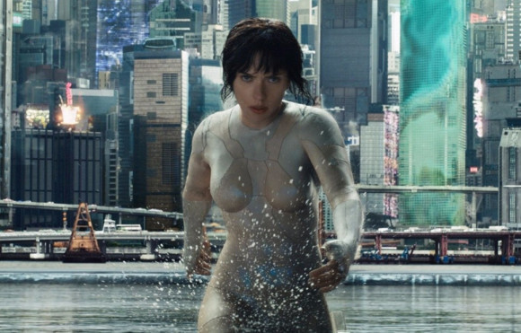 Ghost in the Shell - Major malfunction