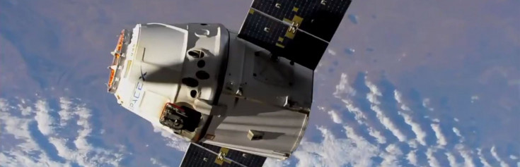 Back Again ... Again: SpaceX Craft Heads for Historic 2nd...