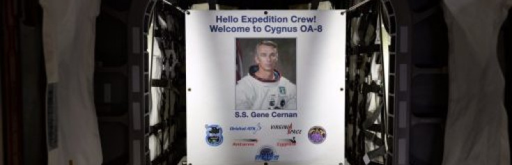 Cygnus OA-8 Cargo Craft Departs ISS after Three-Week Stay for CubeSat Deployment & Re-Entry