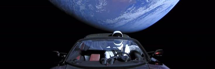 Flugroute vonMusks Tesla: Starmans lange Reise - SPIEGEL ONLINE - Wissenschaft