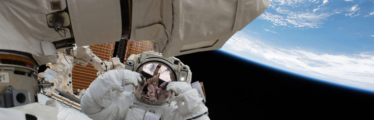 In Photos: The Space Station Spacewalks of Expedition 54