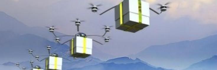 Transforming Rural Logistics with UAVs