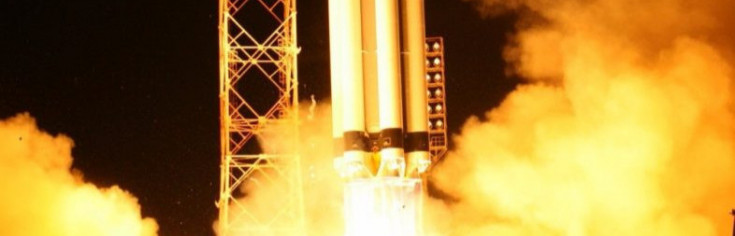 Asian Communications Satellite Successfully Launched by Russian Proton Rocket