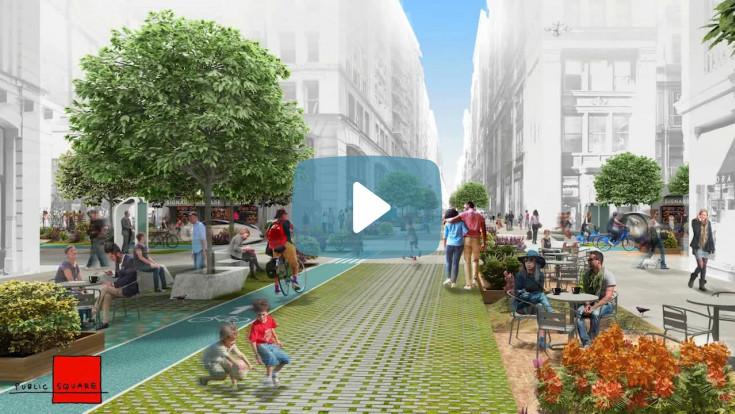 Public Square- Reclaiming the Street