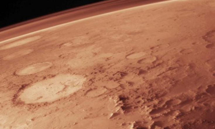 Mars` Atmosphere: Composition, Climate & Weather