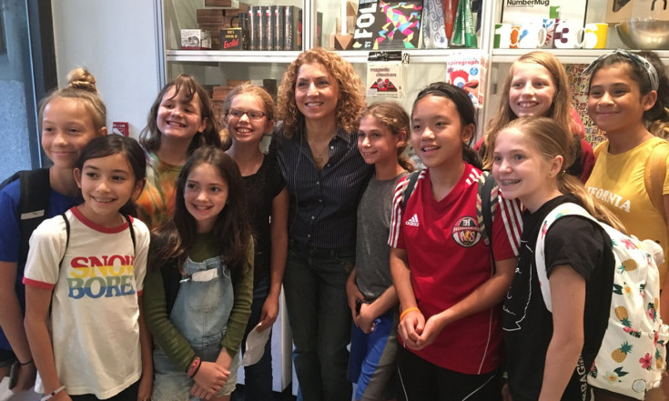 1st Female Space Tourist Hopes to Inspire Girls to Pursue STEM Careers