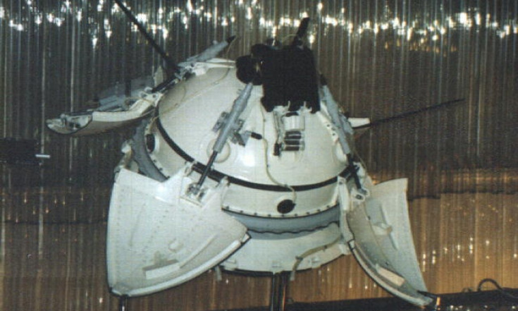 @abana09: OTD in 1971, Soviet space probe...
