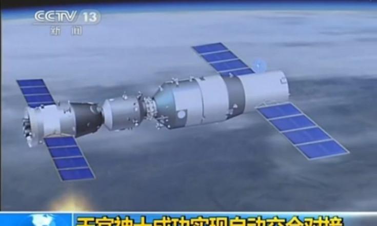 """Absturz von chinesischem Raumlabor: Trümmer von """"Tiangong 1"""" könnten auf Erde treffen - SPIEGEL ONLINE - Wissenschaft"""