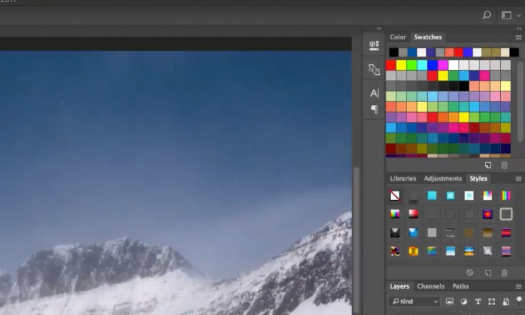 Antarctic Raw - How to Take a Photo from Raw to Ready for Stock