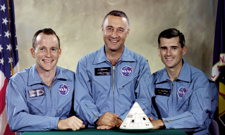 Apollo 1: The Fatal Fire