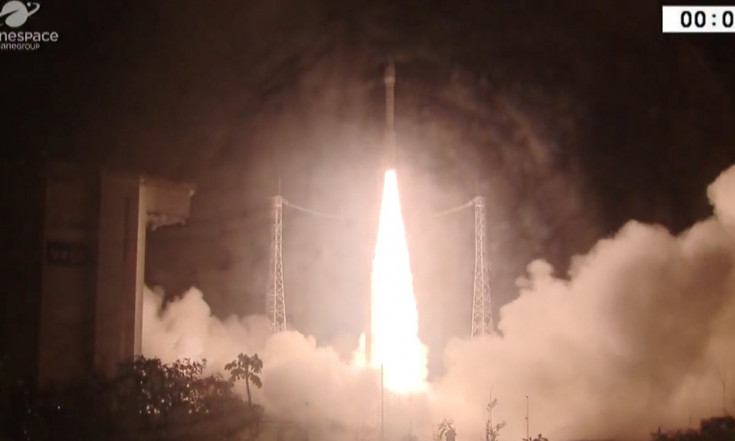 Arianespace launches Moroccan observation satellite on Italian Vega rocket - SpaceNews.com