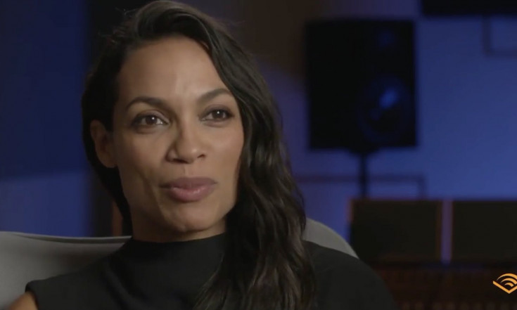 `Artemis` Narrator Rosario Dawson Discusses Andy Weir`s Moon Base Adventure (Video)