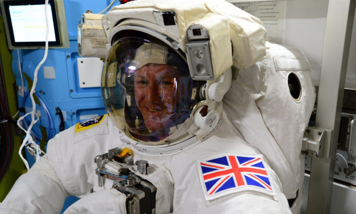 Ask an Astronaut`: Q & A with British Spacewalker Tim Peake
