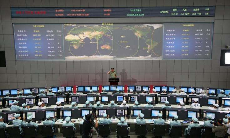 Überlebenstraining: Astronauten aus Europa und China üben...