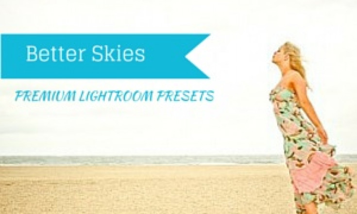 Presets for Better Skies