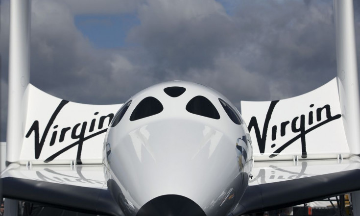 Branson Targets Space by Mid-2018 as Virgin Begins Powered Tests